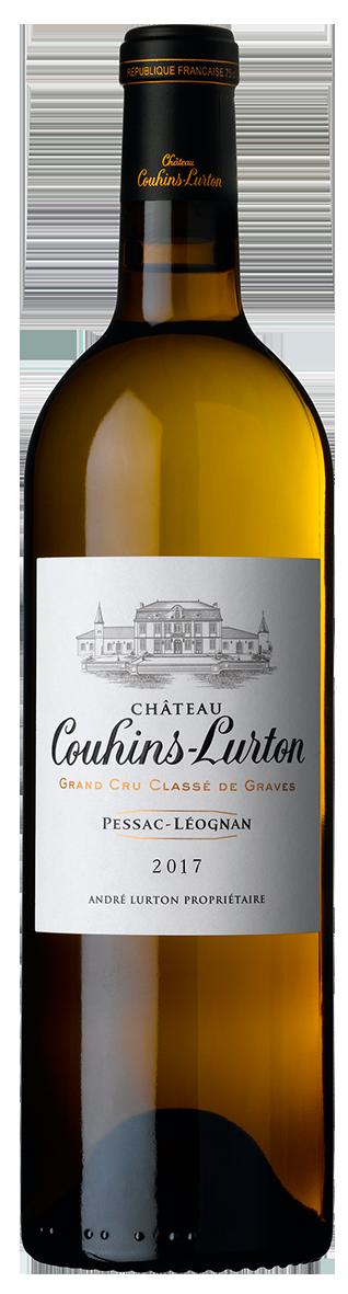 bottle- 2017 Château Couhins-Lurton white