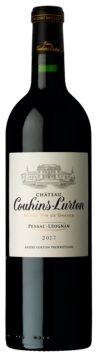 bottle – 2017 Château Couhins-Lurton red